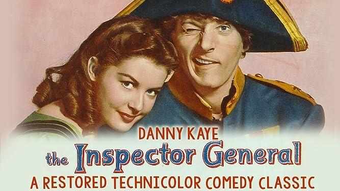 "Danny Kaye In ""Inspector General"" - A Restored Technicolor Comedy Classic"