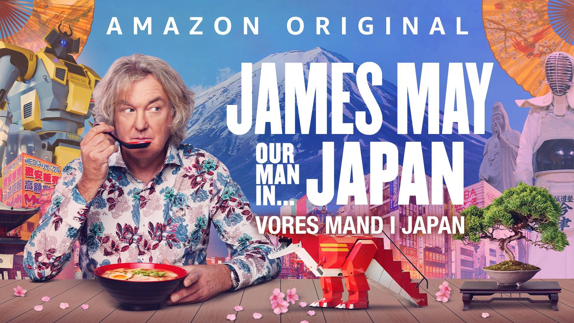 James May: Vores mand i Japan - Sæson 1