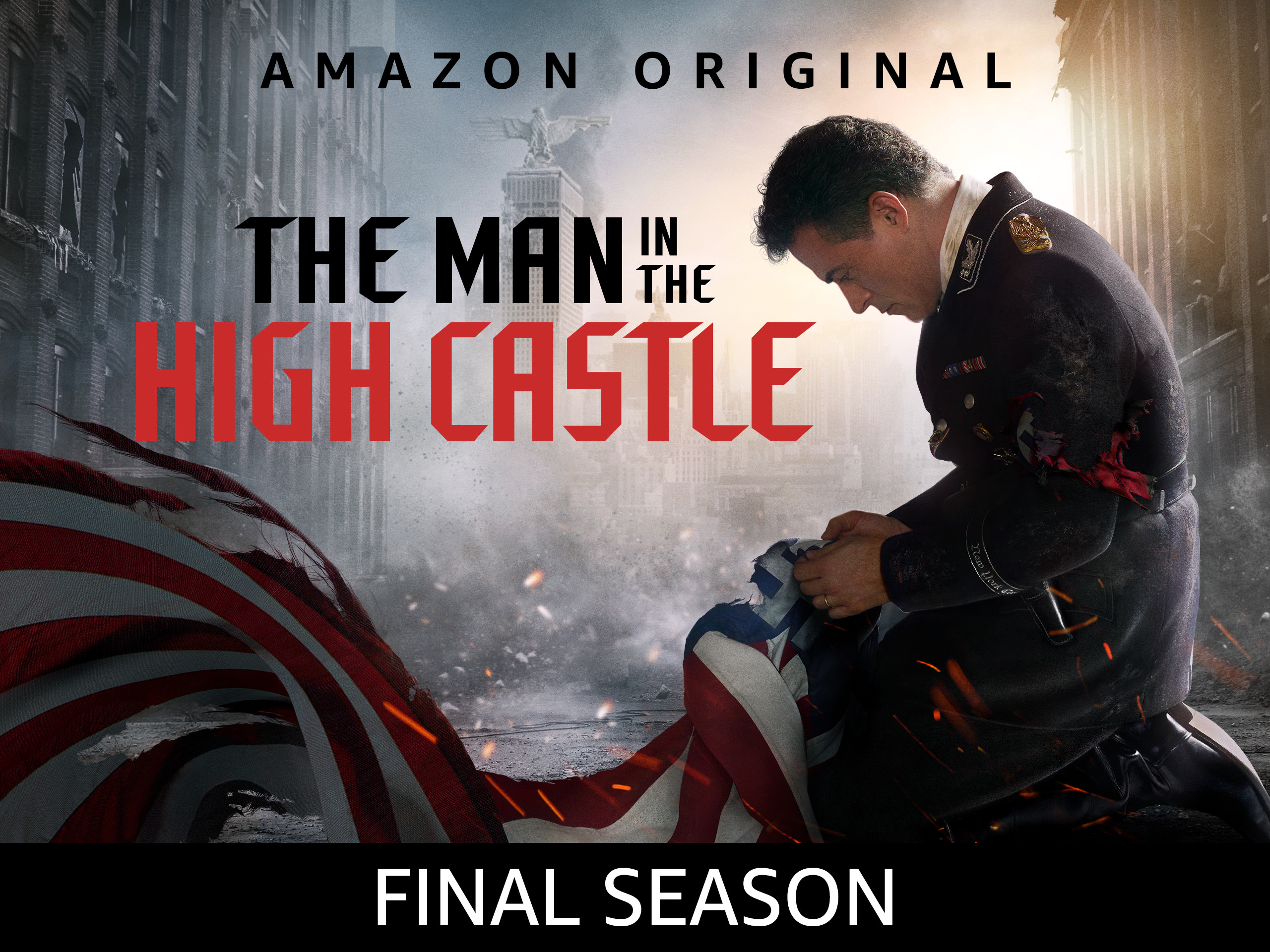 Prime Video The Man In The High Castle Season 4