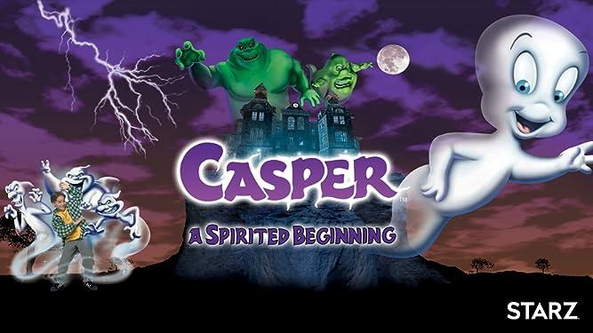 Casper, A Spirited Beginning