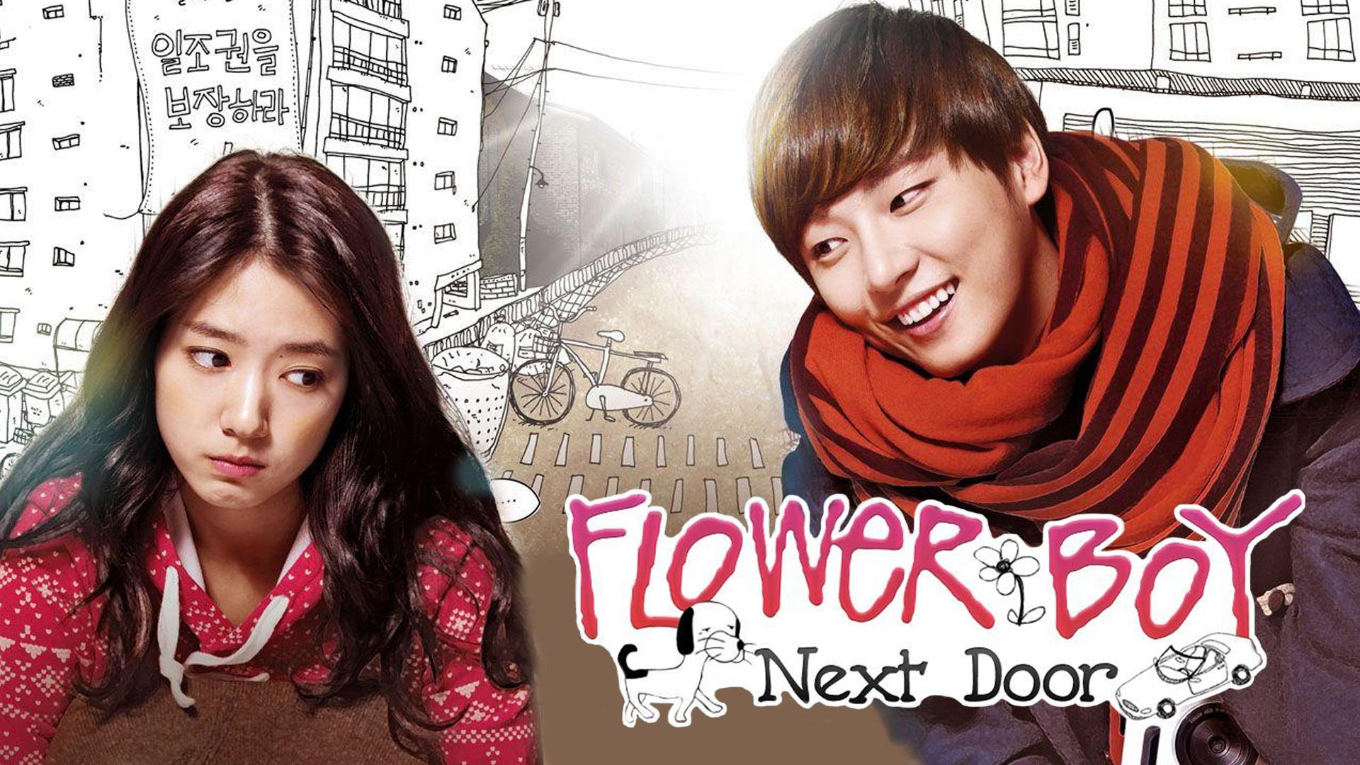 Flower Boy Next Door