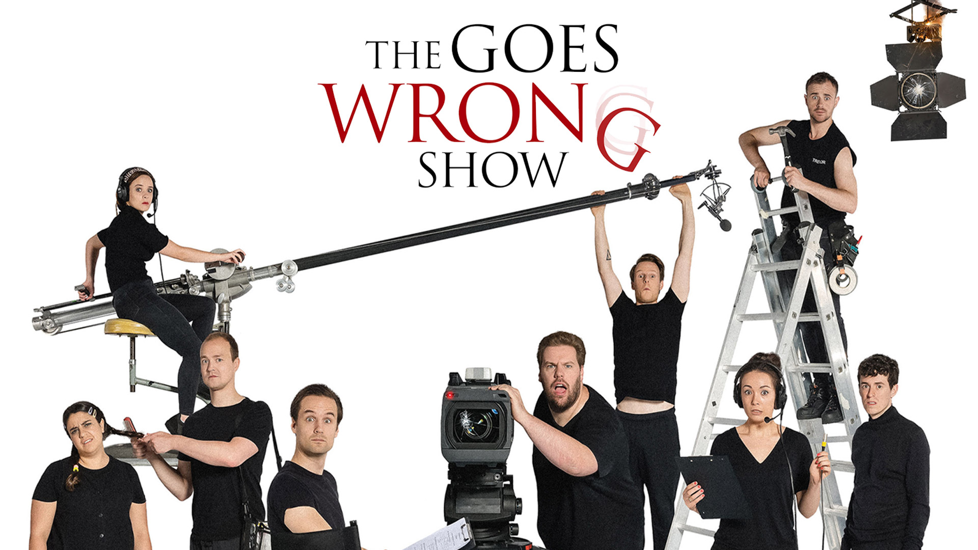 The Goes Wrong Show - Season 1