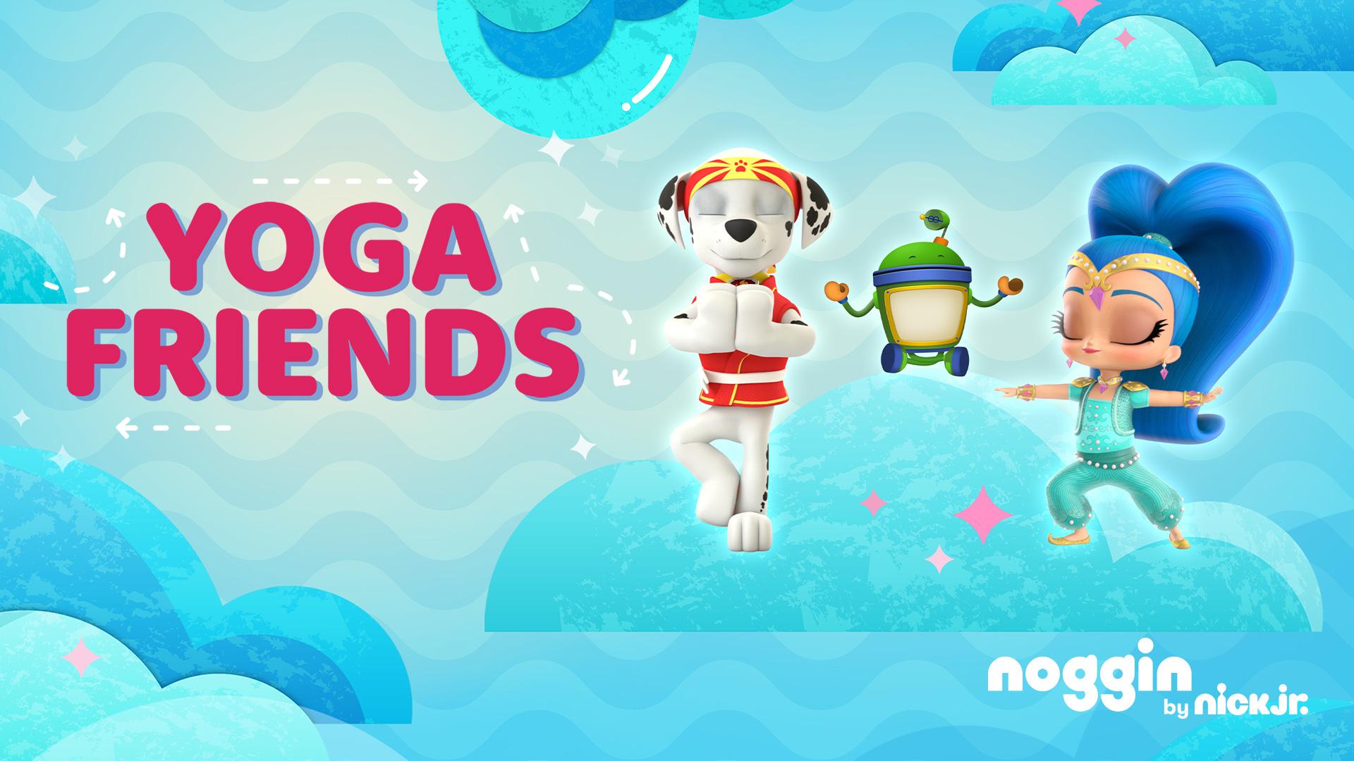 Yoga Friends Season 1