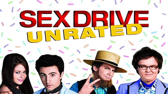 Sex Drive (Unrated)