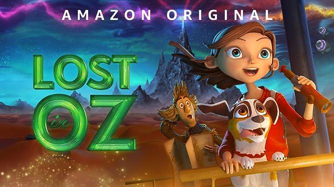 Lost In Oz - Season 102