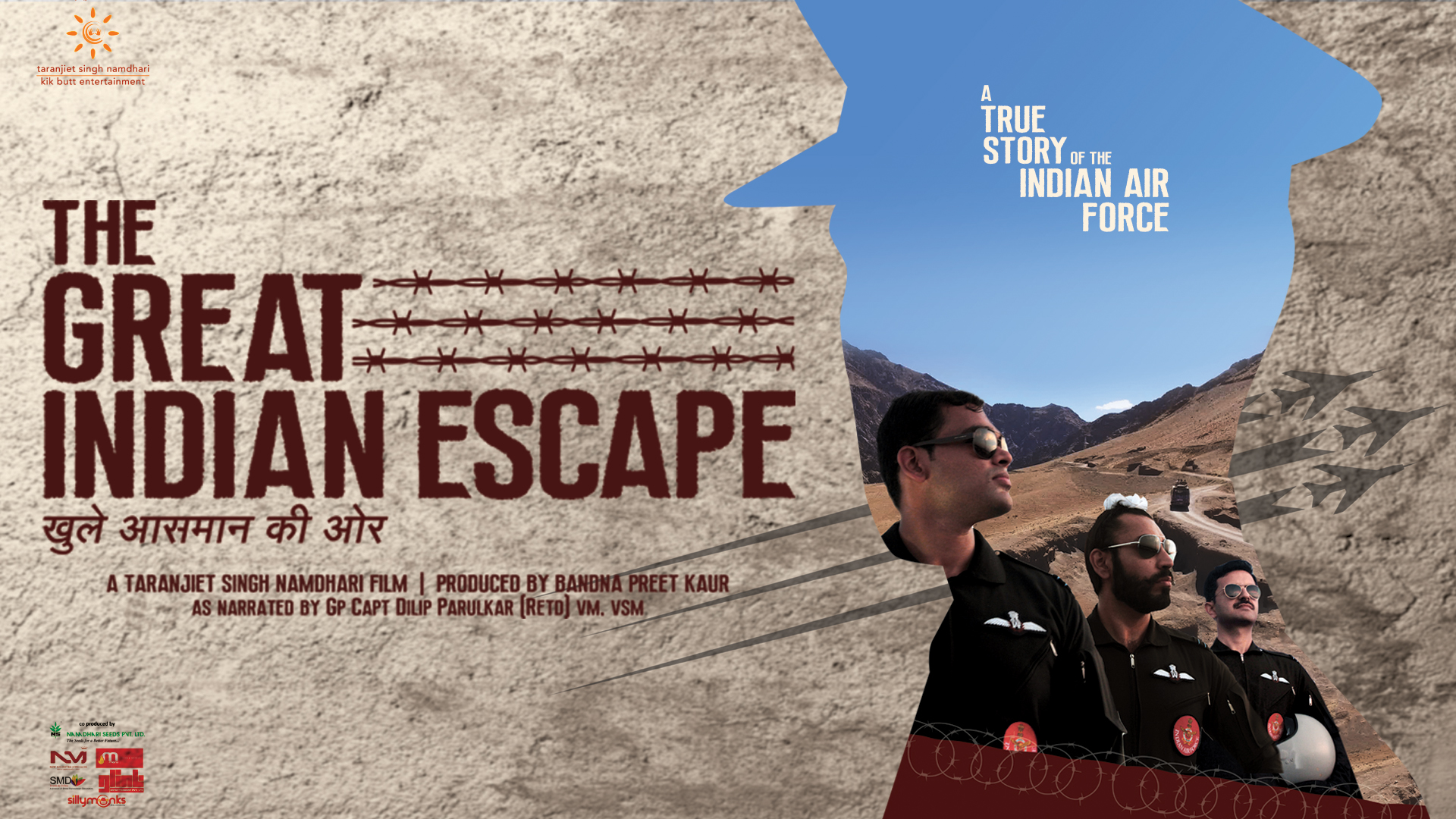 The Great Indian Escape - Khulay Asmaan Ki Oar