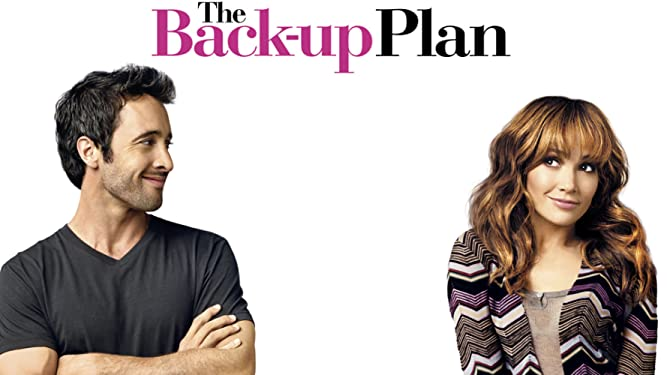 The Back-Up Plan: Belly Laughs: Making the Back-Up Plan