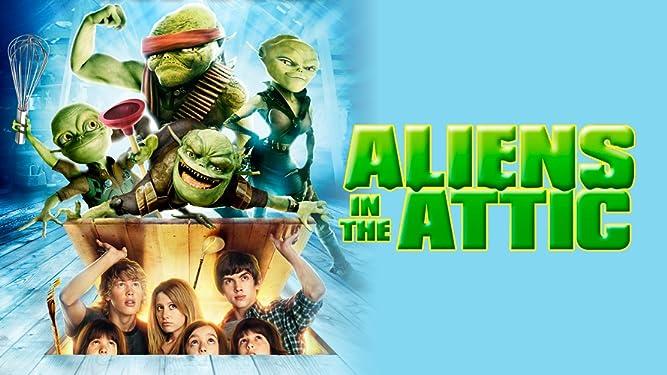 Aliens in the Attic: Making a Scene