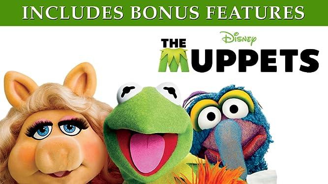 The Muppets (Plus Bonus Content)