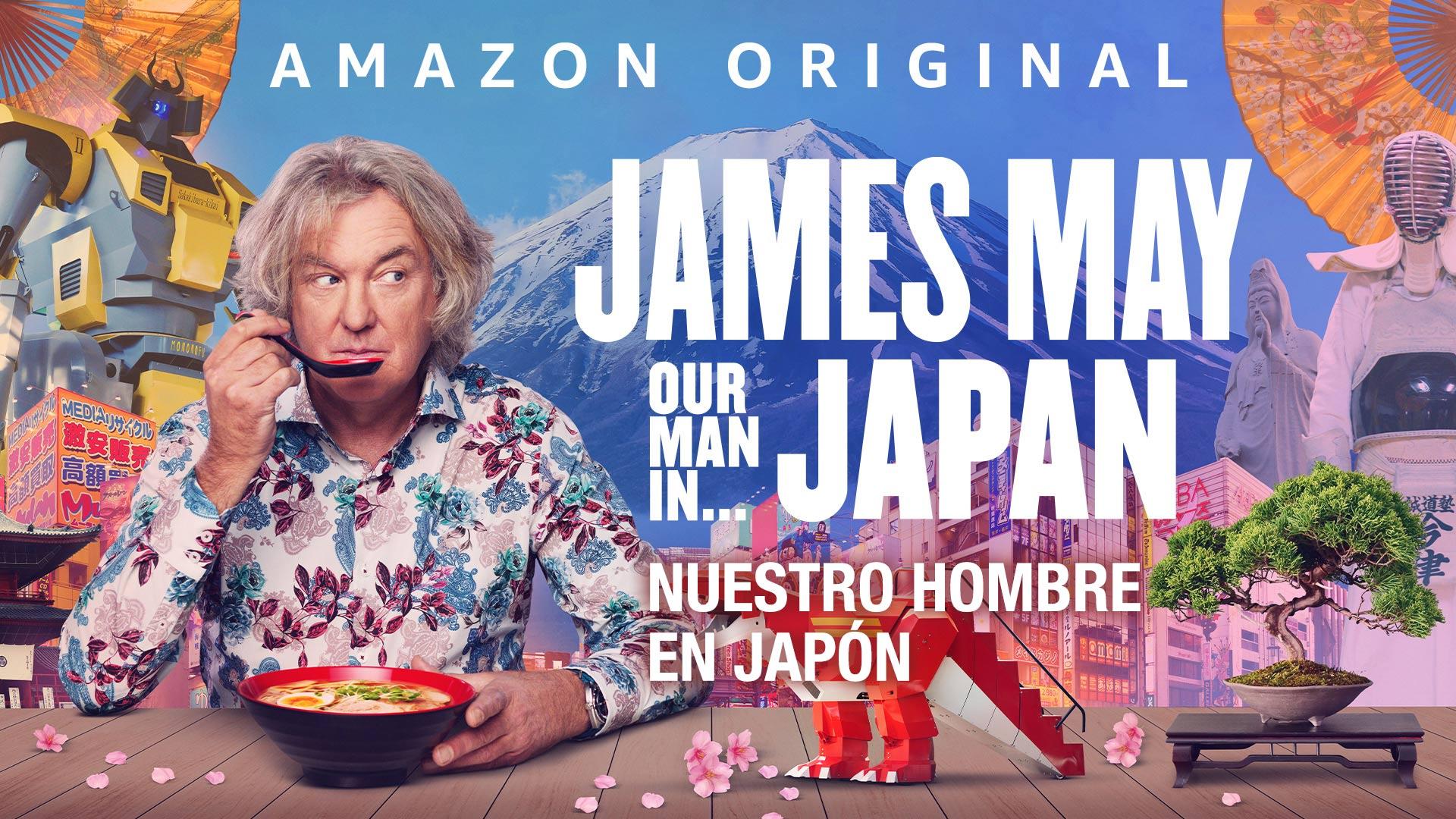 James May: Nuestro hombre en Japón - Temporada 1