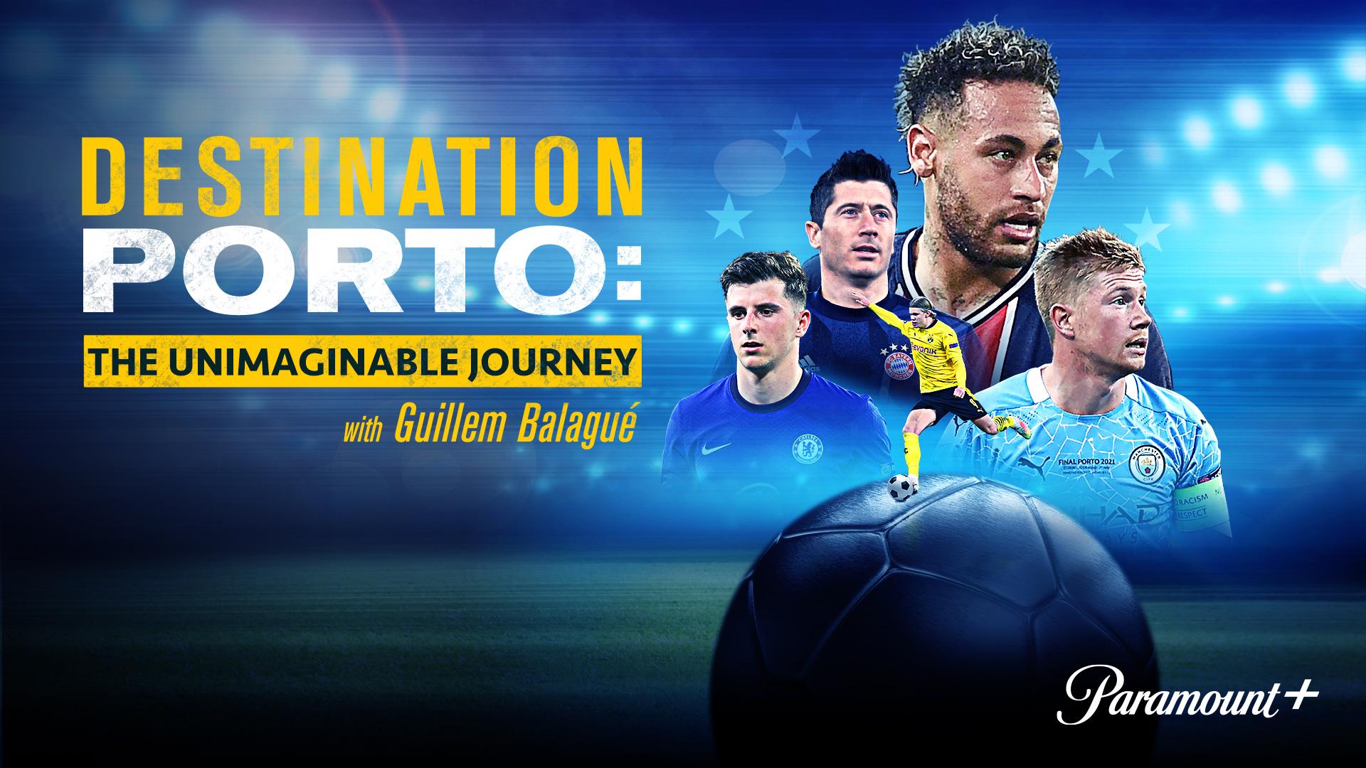Destination Porto: The Unimaginable Journey