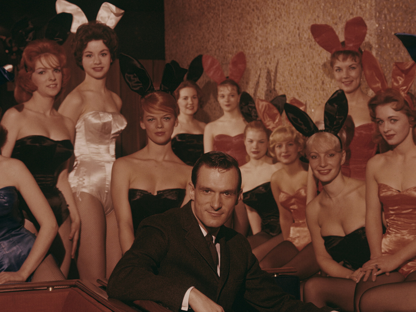 American Playboy: The Hugh Hefner Story: Amazon Docu