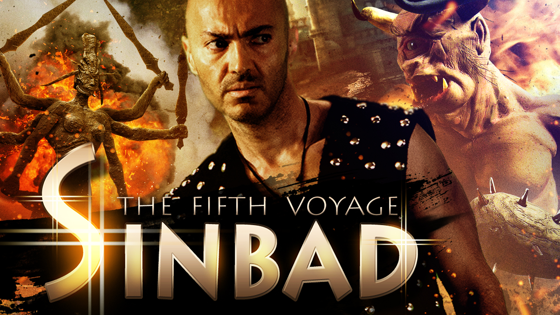 Sinbad: The Fifth Voyage - Theatrical Cut
