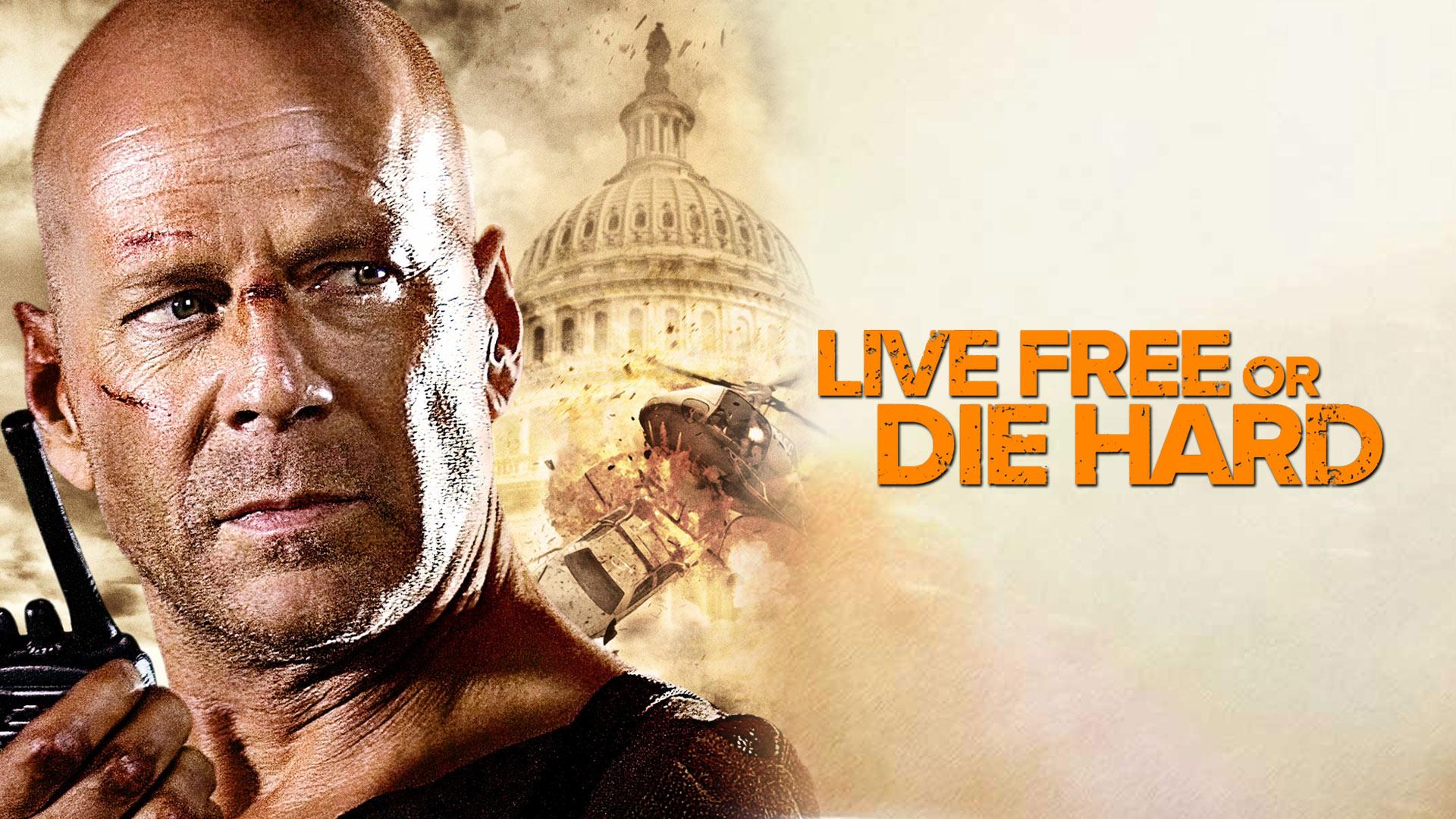 Live Free or Die Hard (4K UHD)