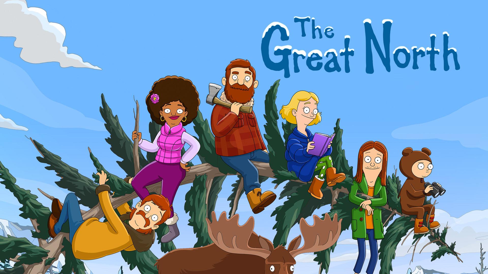 The Great North Season 1