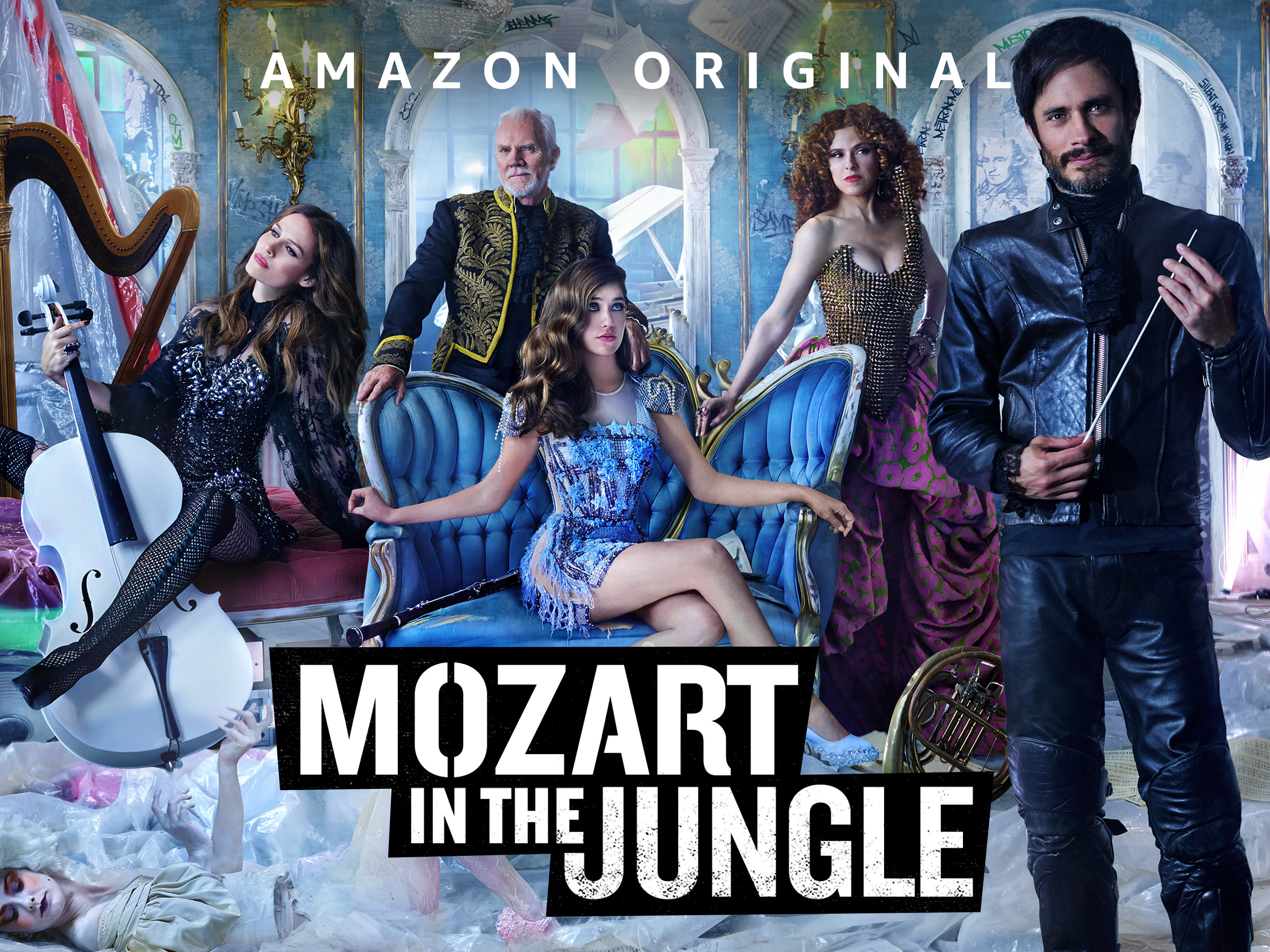 Prime Video: Mozart in the Jungle Season 1