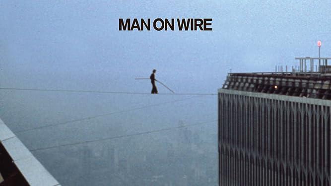 مردی روی سیم (مستند)
