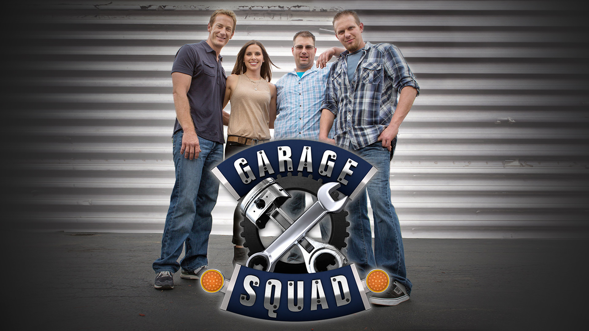 Garage Squad Season 1
