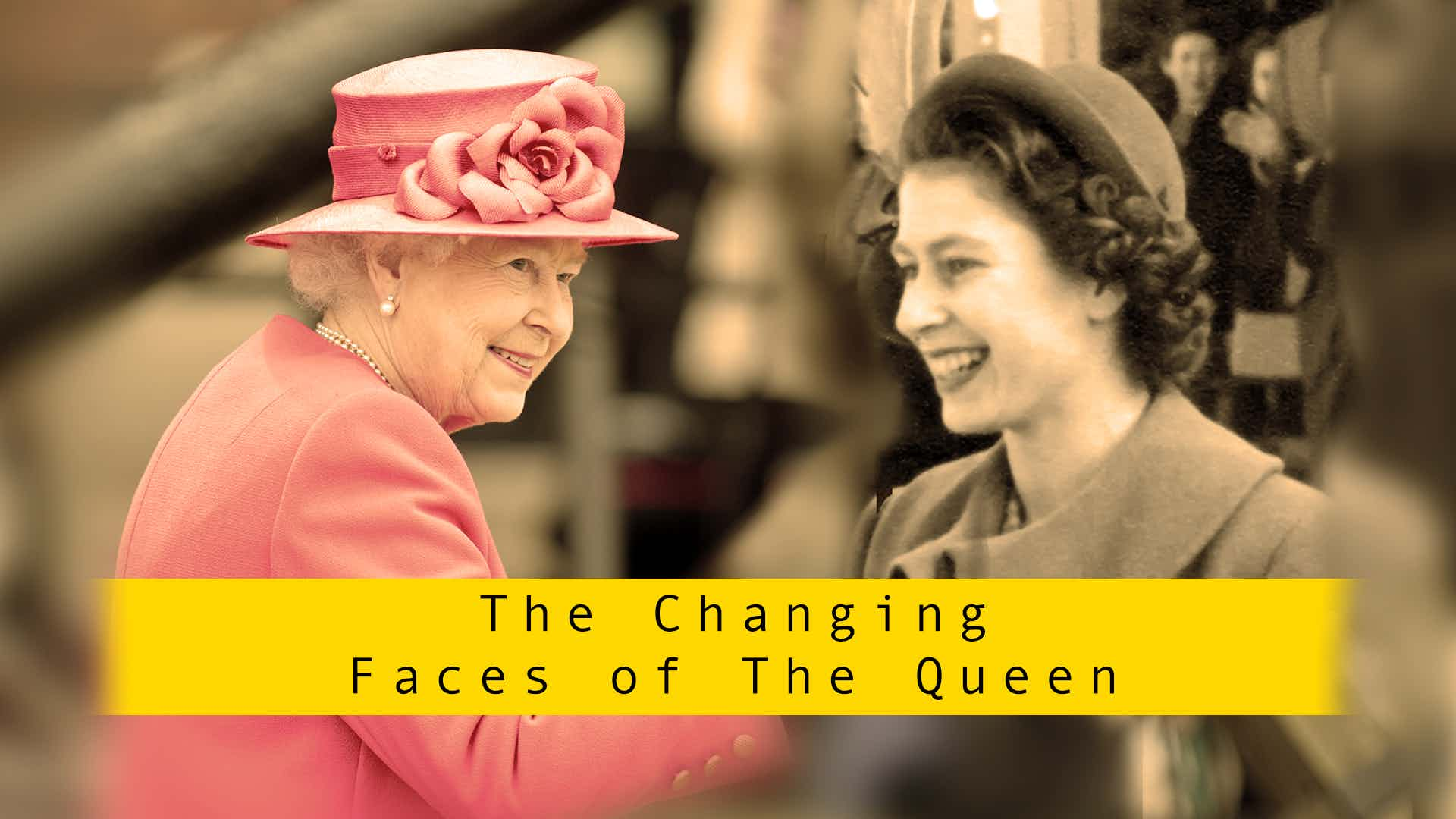 The Changing Face of the Queen