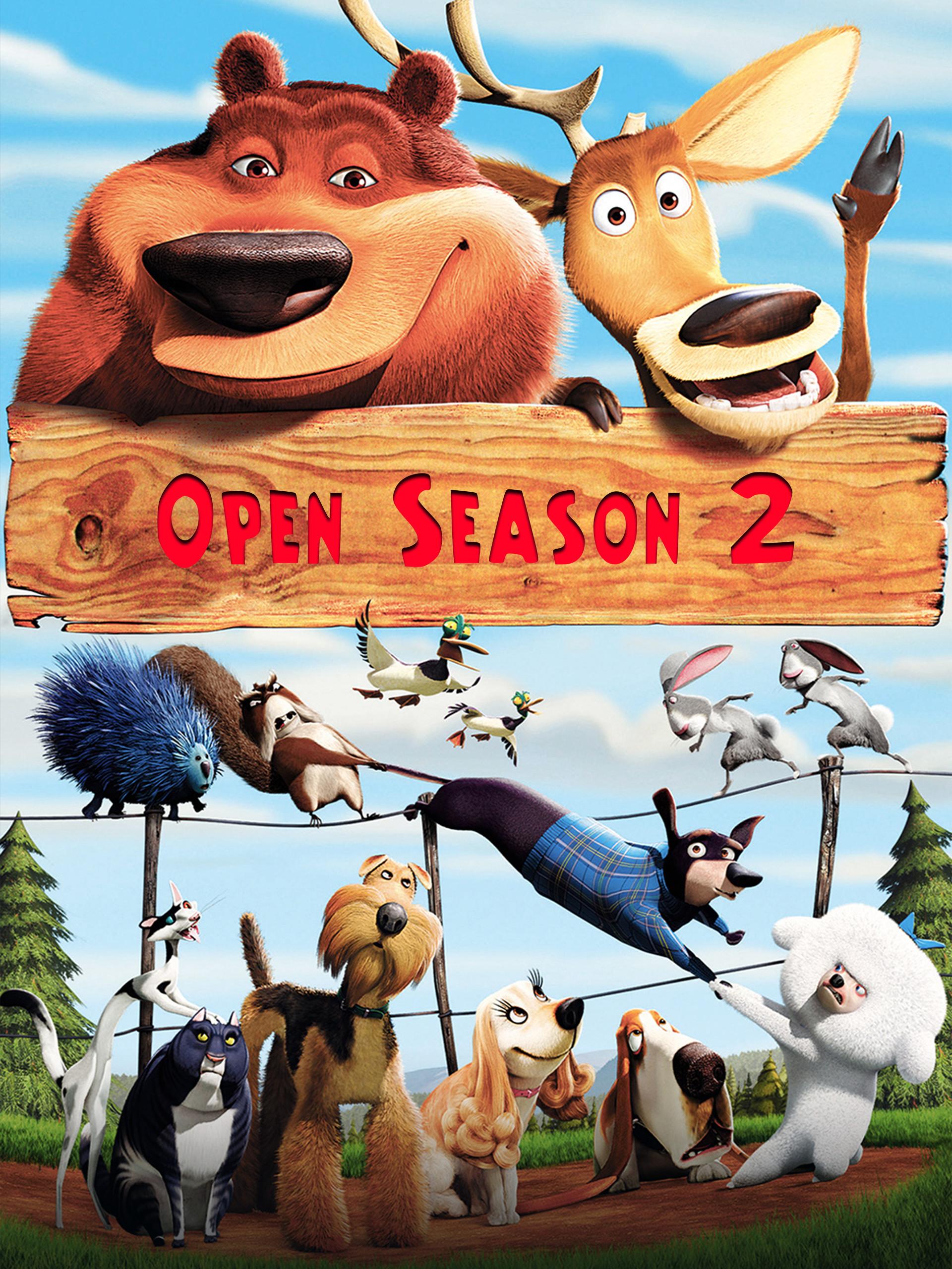 Prime Video: Open Season 2
