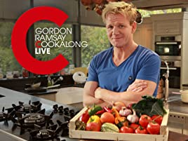 Prime Video Gordon Ramsay Cookalong Live