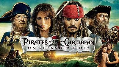 Pirates of the Caribbean: On Stranger Tides (4K UHD)
