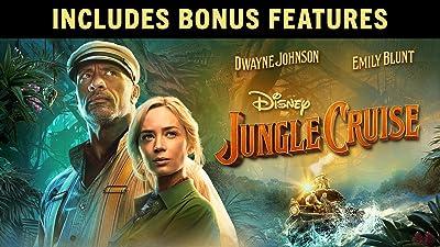 Jungle Cruise + Bonus Features