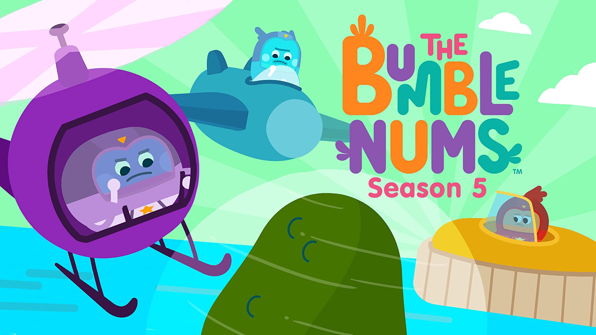 The Bumble Nums - Season 5