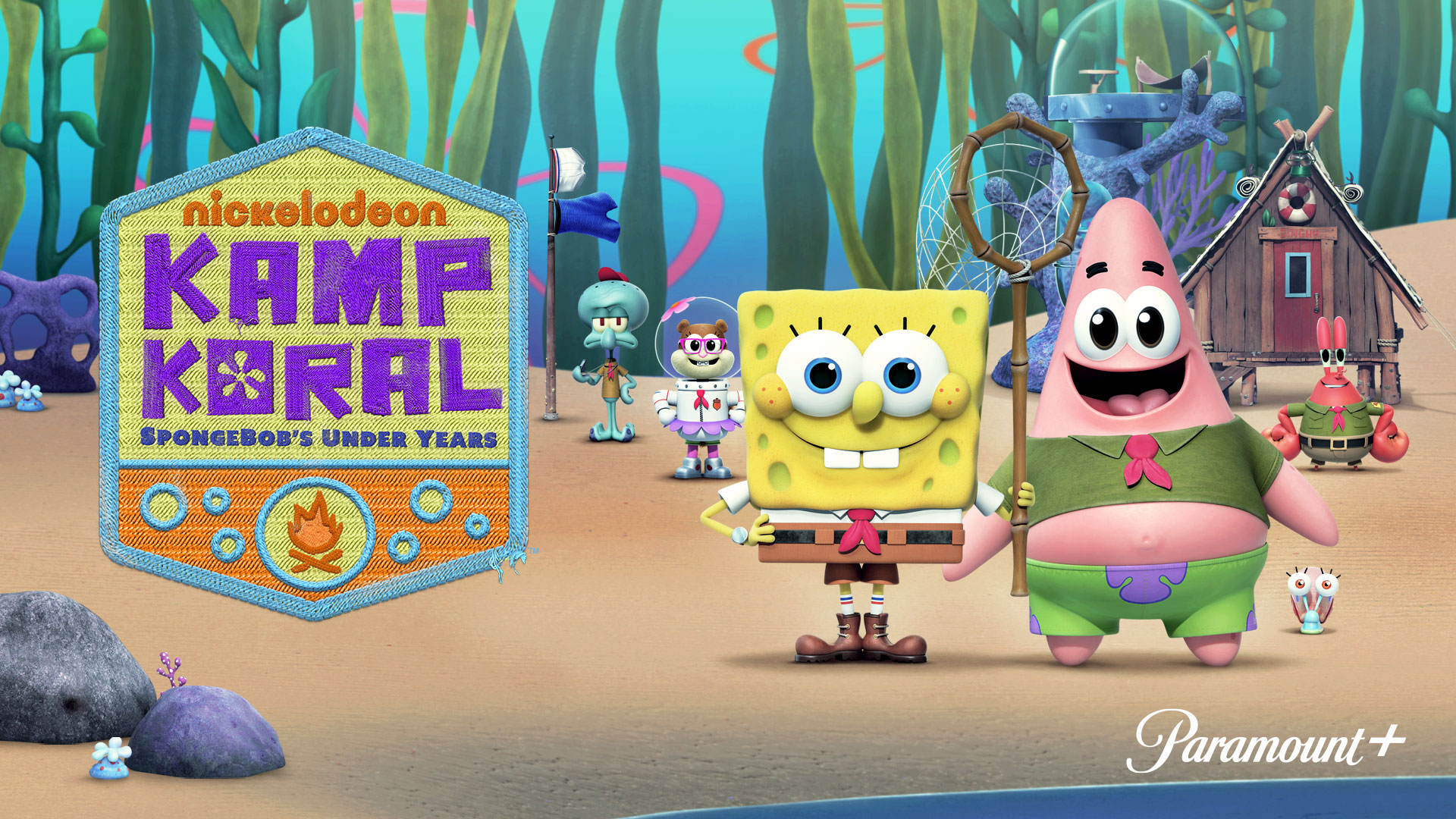 Kamp Koral: SpongeBob's Under Years Season 1