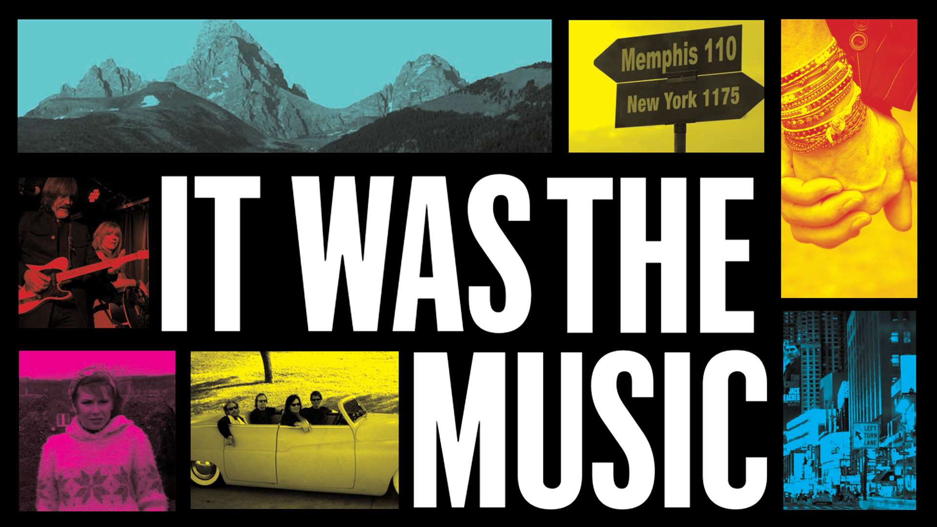 It Was the Music