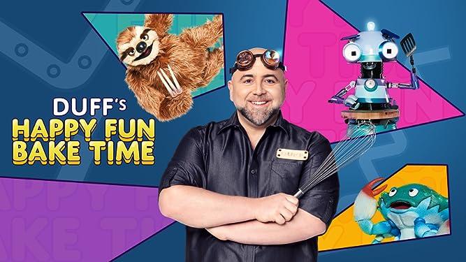 Duff's Happy Fun Bake Time - Season 1