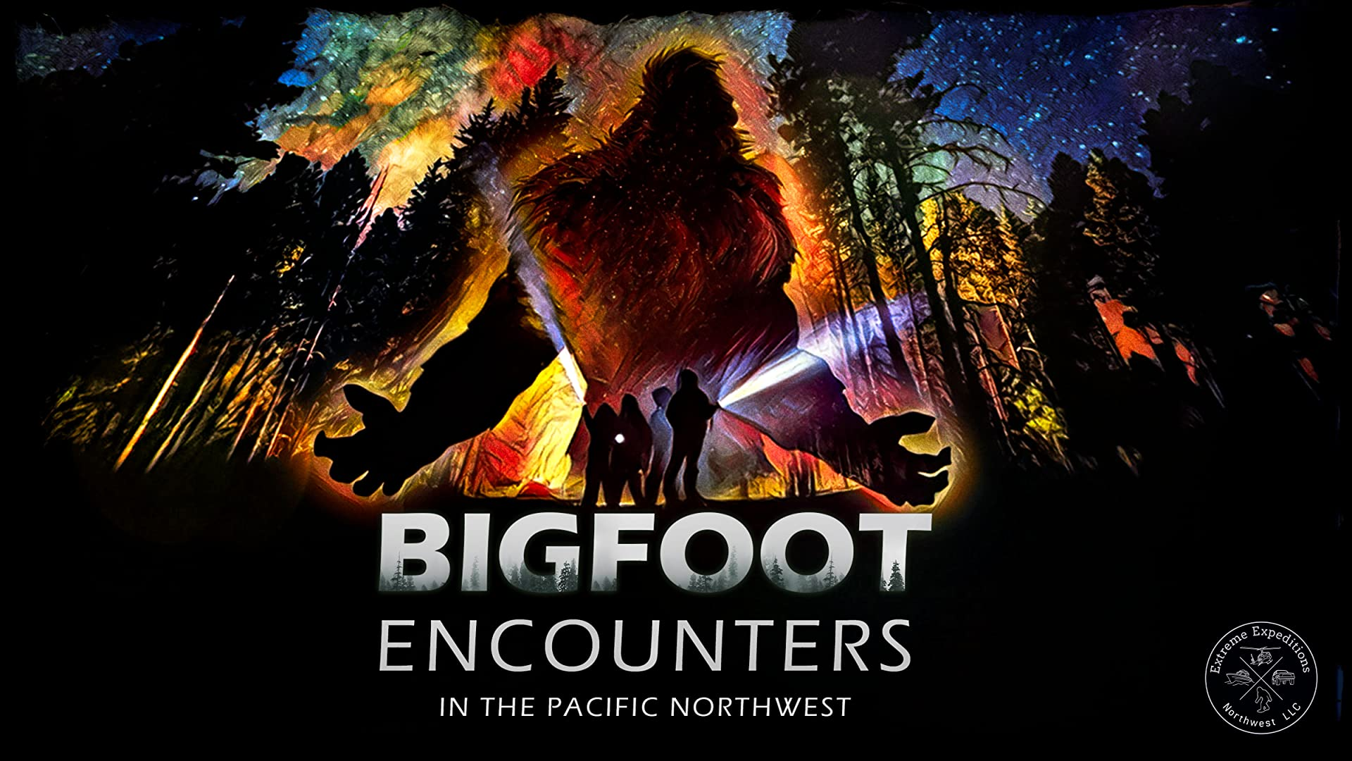 Bigfoot Encounters In The Pacific Northwest