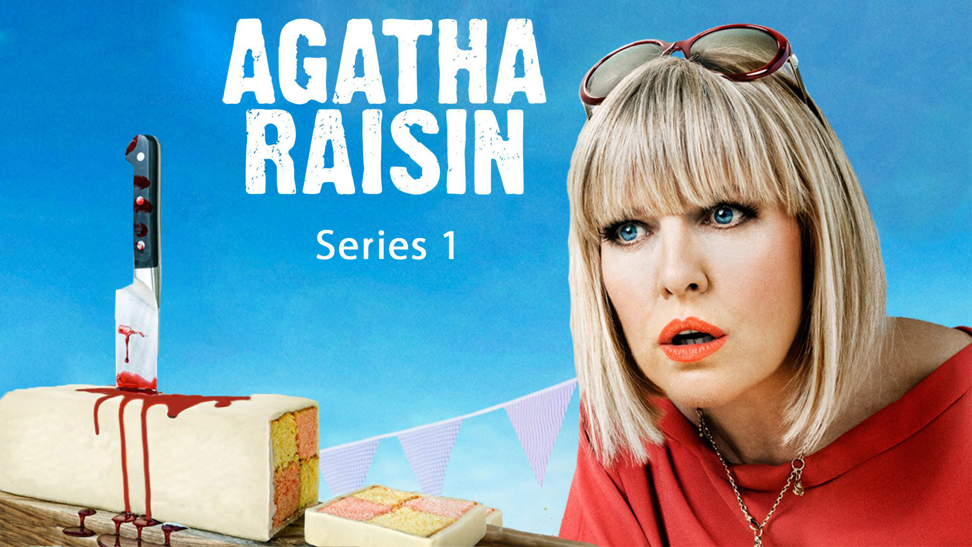 Agatha Raisin - Series 1
