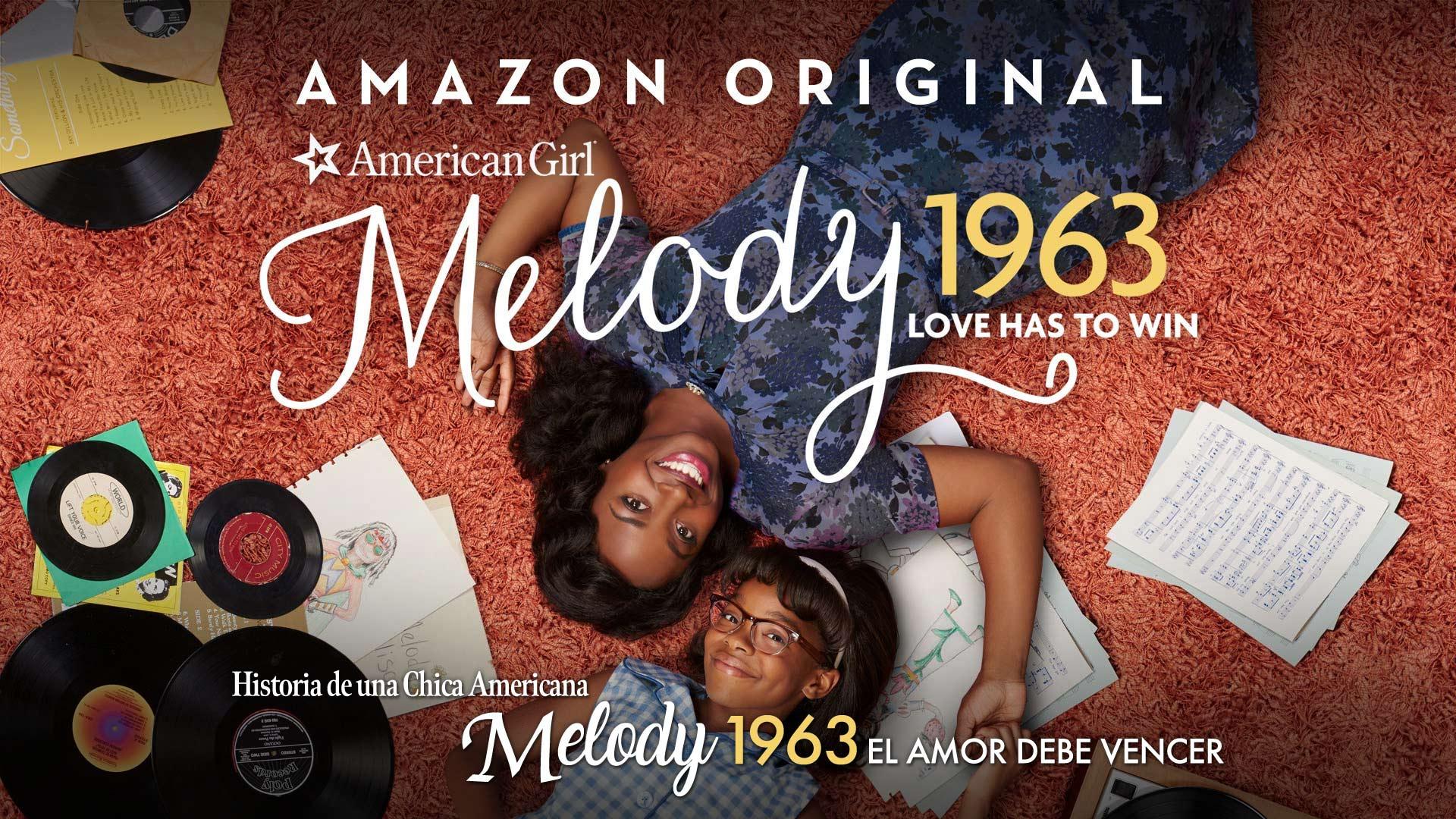 An American Girl Story - Melody 1963: Love Has to Win - Season 101