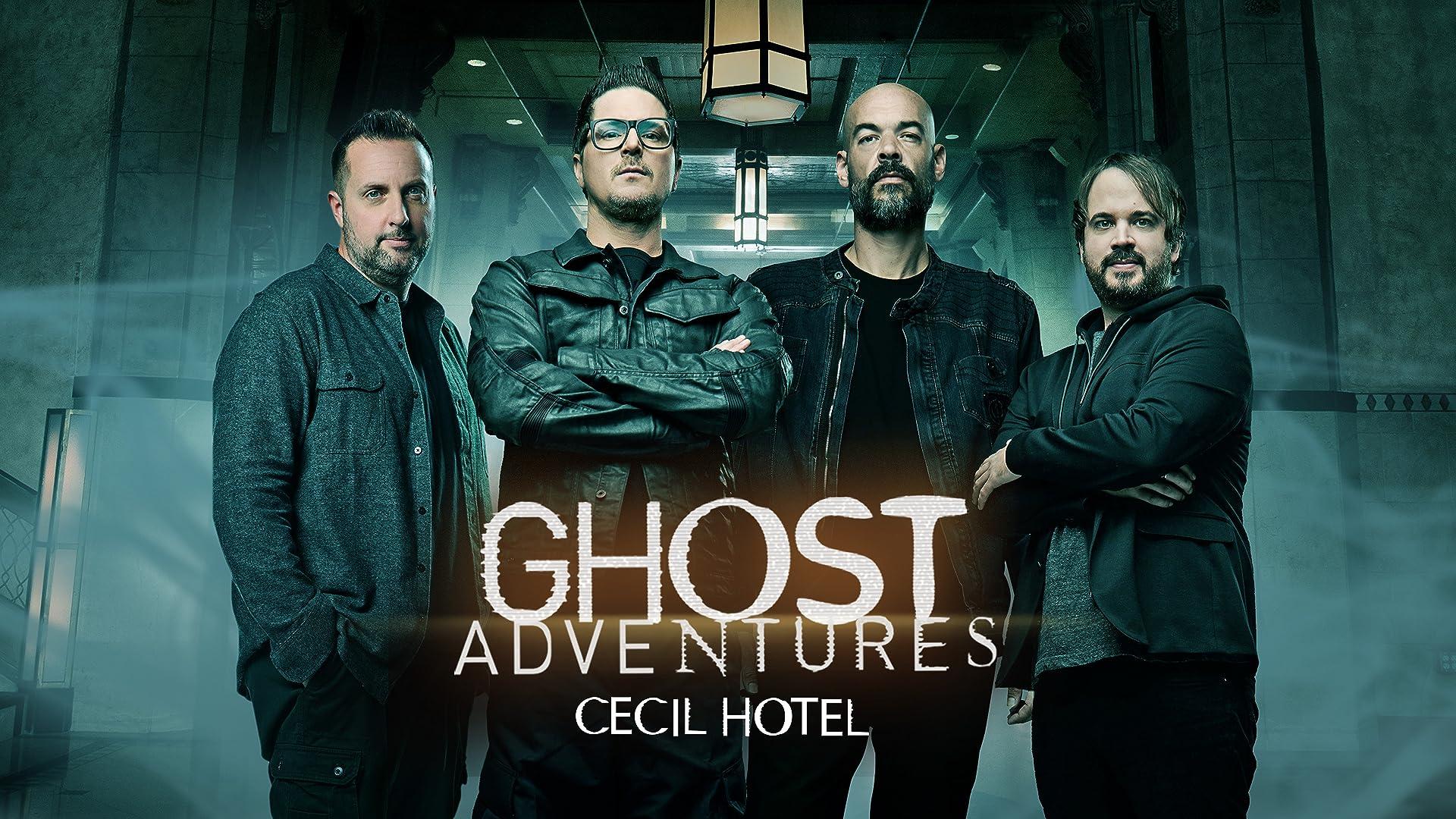 Ghost Adventures: Cecil Hotel - Season 1