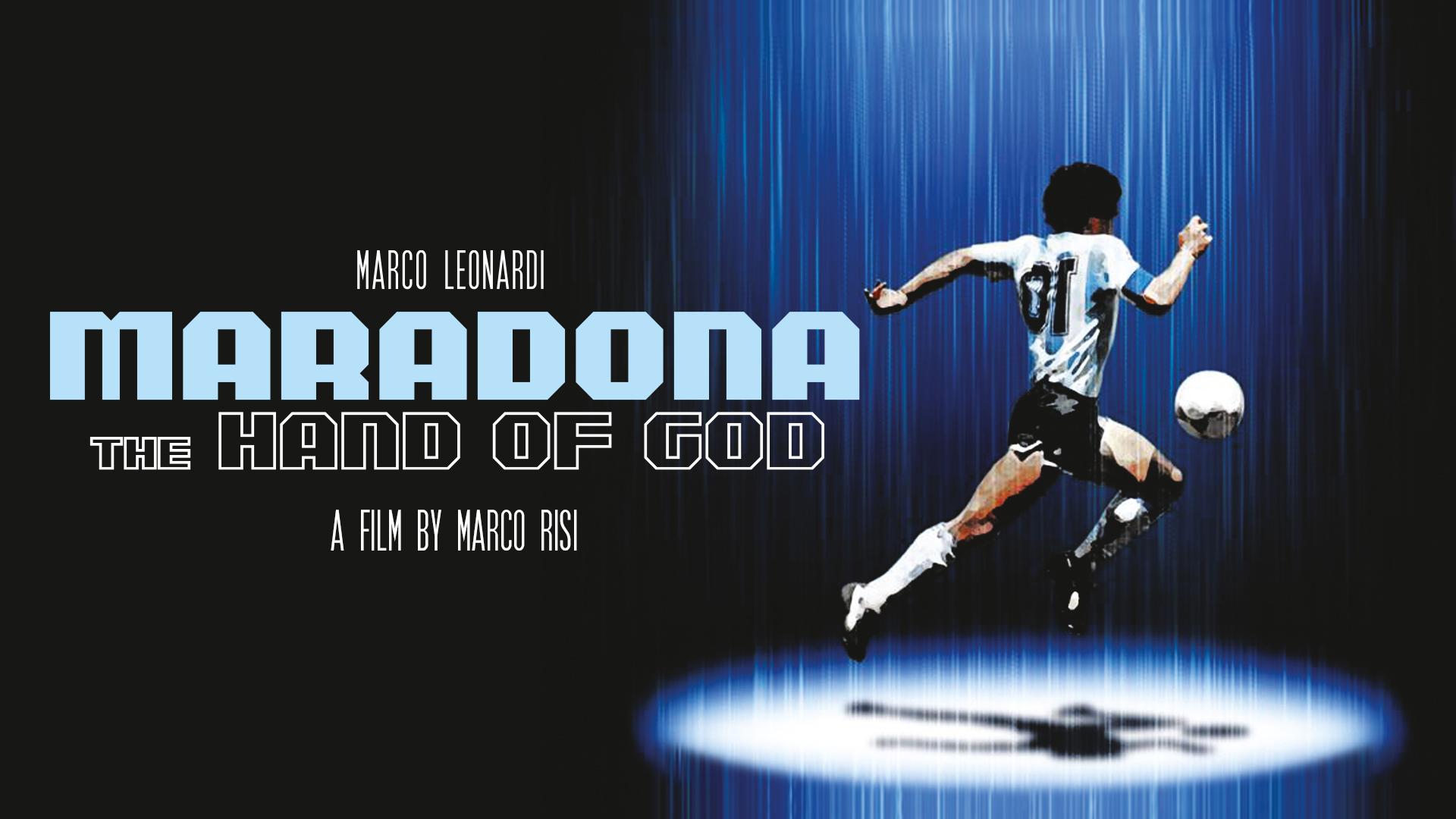 Maradona - the hand of god