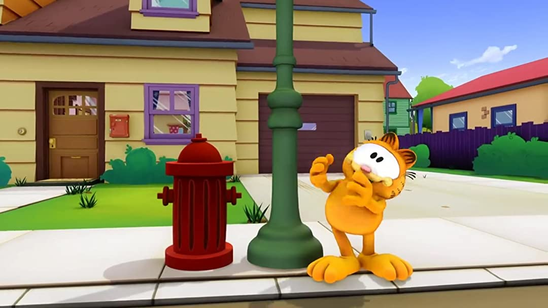 Prime Video The Garfield Show