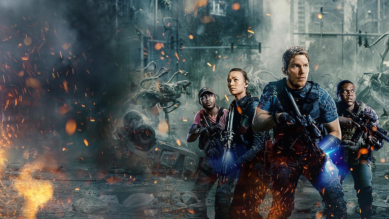 【映画】「トゥモロー・ウォー The Tomorrow War(2021)」 – 圧倒的な力を持つ地球外生命体との息詰まる戦闘