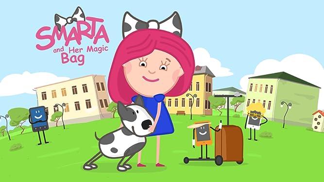 Smarta and Her Magic Bag