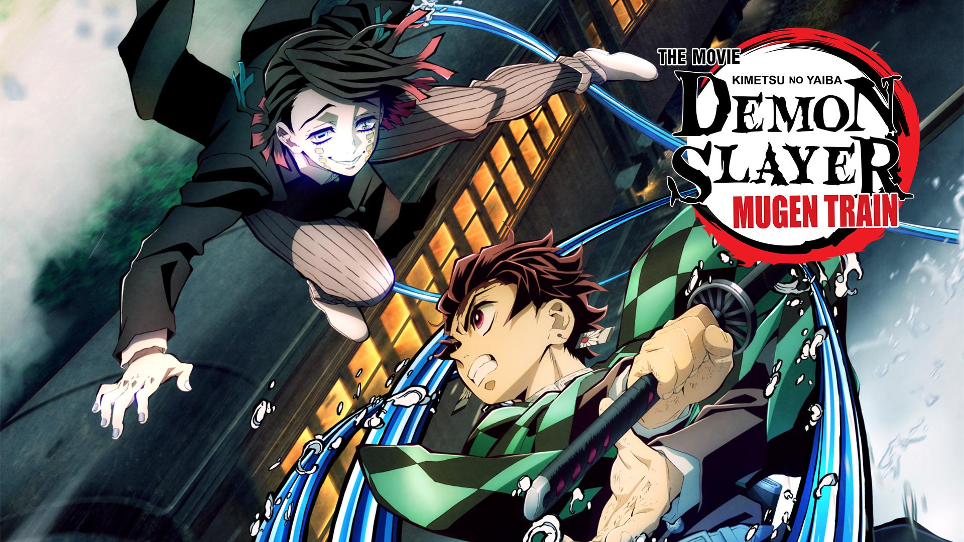 Demon Slayer -Kimetsu no Yaiba- The Movie: Mugen Train (English Dubbed Version)