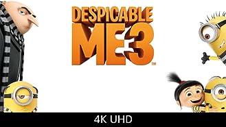 Despicable Me 3 (4K UHD)