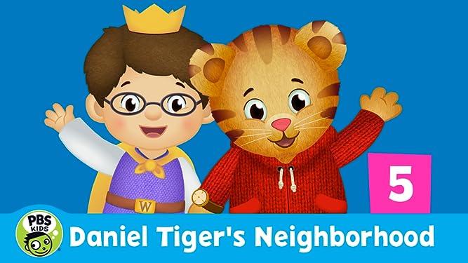 Daniel Tiger's Neighborhood Season 5