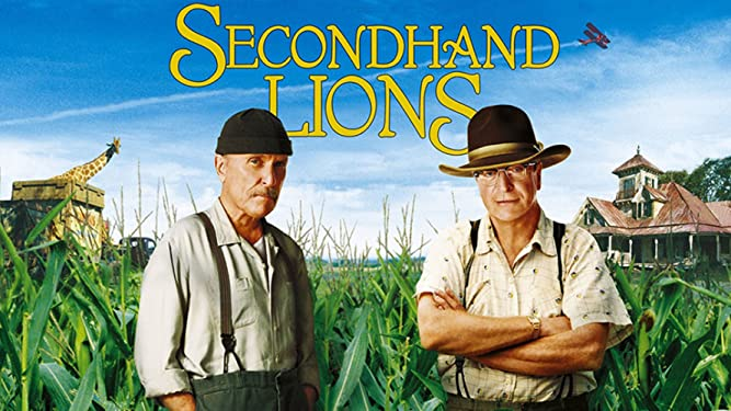 Secondhand Lions (2003)