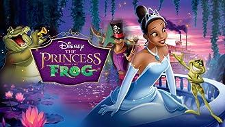 The Princess and the Frog (4K UHD)