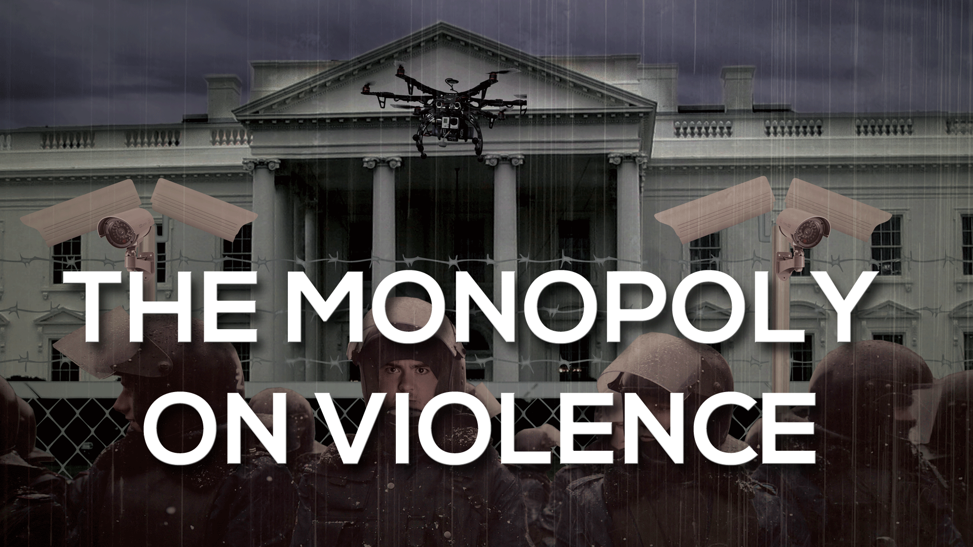 The Monopoly On Violence