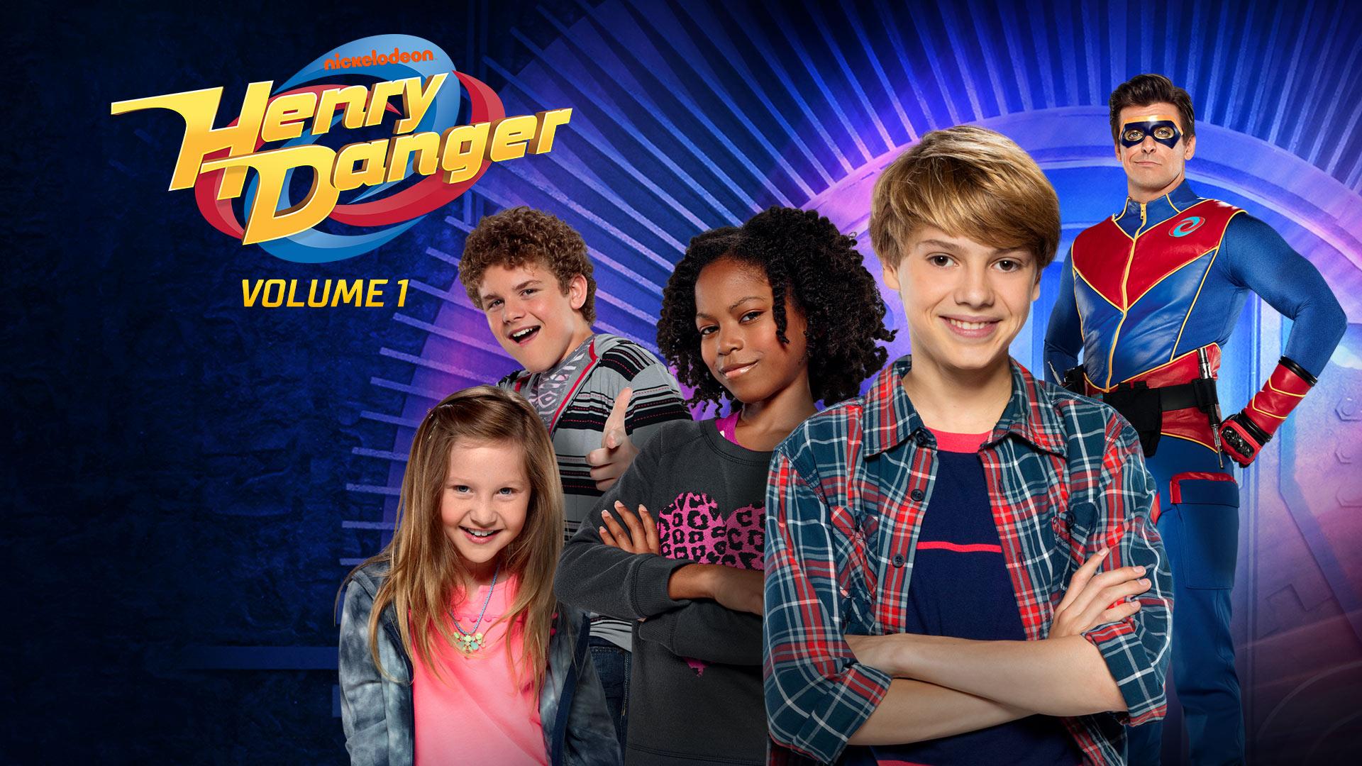 Henry Danger Volume 1