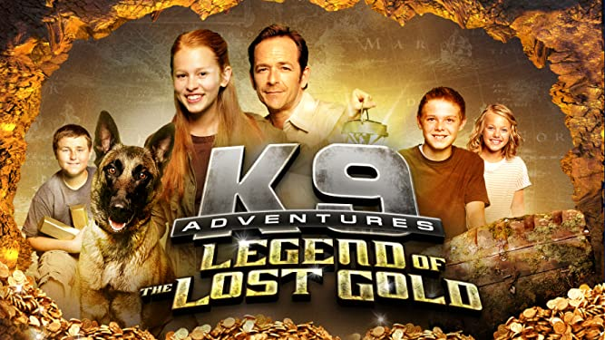 K9 Adventures - Legend of the Lost Gold