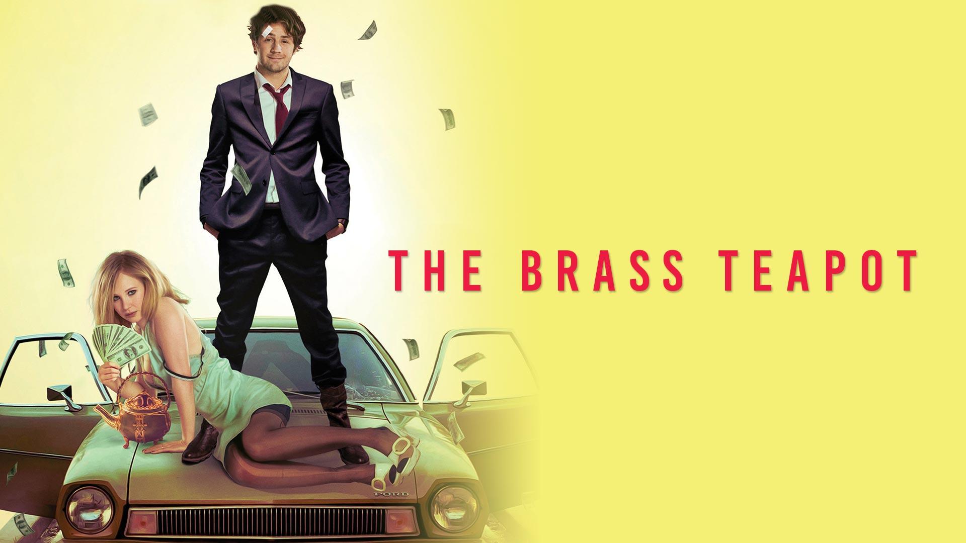 The Brass Teapot