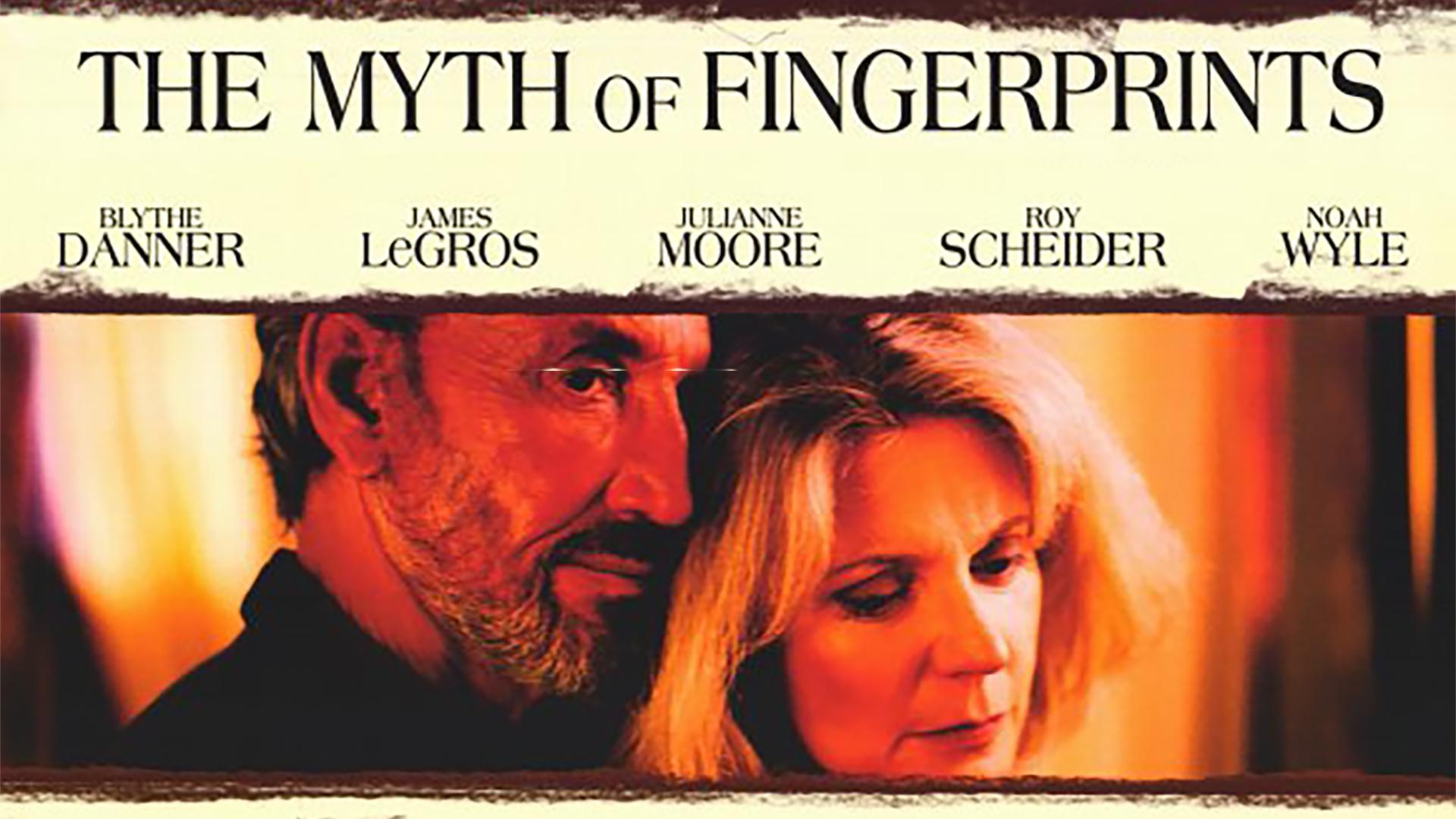 The Myth of Fingerprints