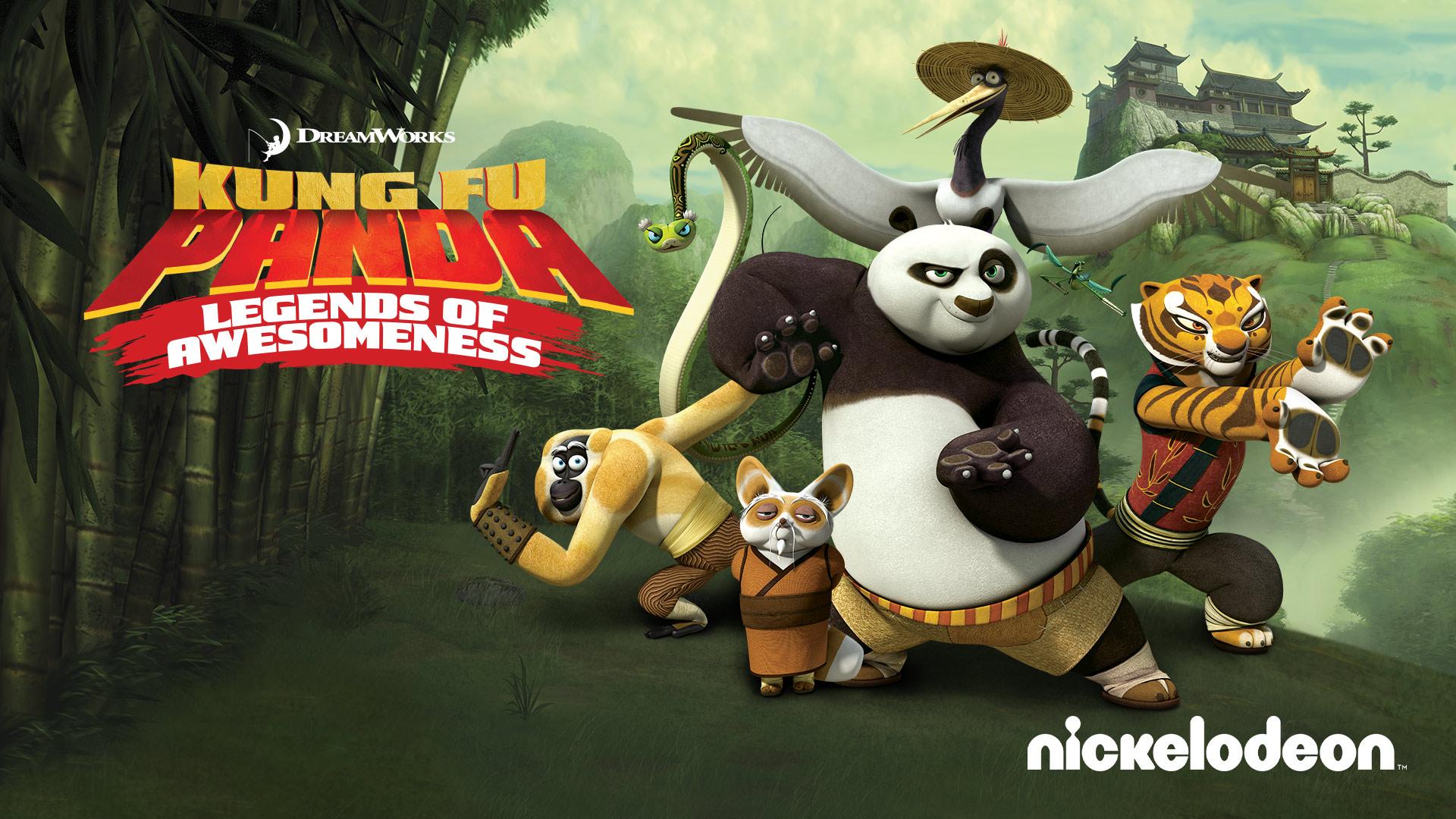 Kung Fu Panda: Legends of Awesomeness Season 3